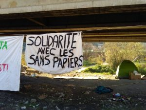 Ventimiglia: la «caza de negros» y la solidaridad que resiste