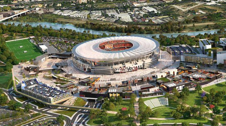 Roma, grandi opere per grandi speculazioni: lo stadio non c'è ma gli arresti sì