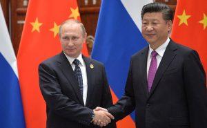 Putin und Xi Jinping erklären: Niemand soll je wieder ohne UN-Mandat intervenieren
