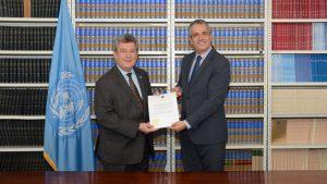 L'Uruguay est le treizième pays à ratifier le Traité sur l'interdiction des armes nucléaires