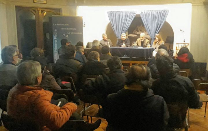 Chile: Foro introductorio sobre la Renta Básica Universal