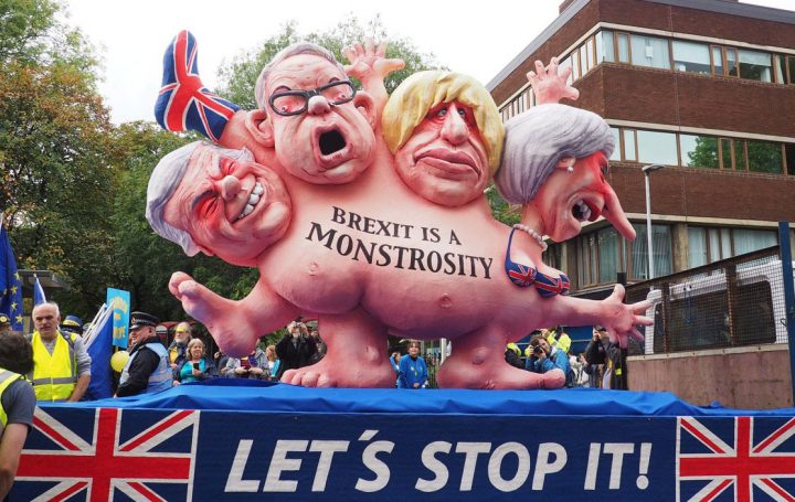 Conservatives? No – Brexit has shown us what they really are