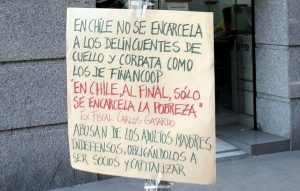 Chile, la gran estafa de la cooperativa Financoop