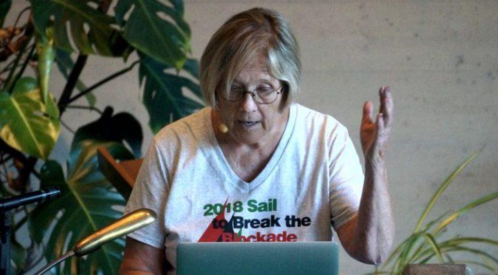 Entrevista con Ann Wright: «Es su tierra y, sin embargo, los EE. UU. la están utilizando para matar a otras personas en todo el mundo»