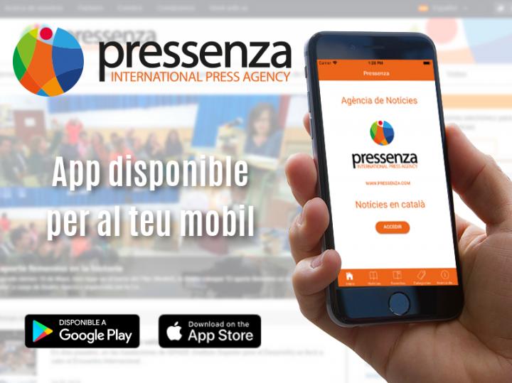 Baixat ja l'app de Pressenza en català!