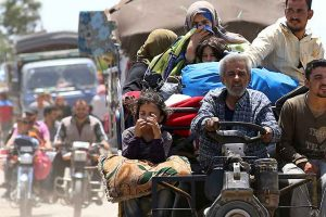 About 750,000 Displaced Returned to Their Homes in Syria this Year