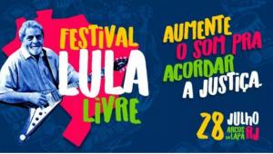 Festival Lula Livre