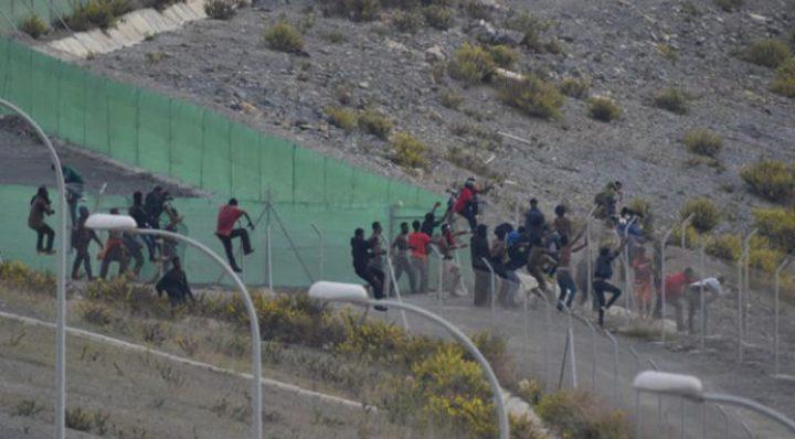 Grenzanlagen sind nur symbolische Gesten
