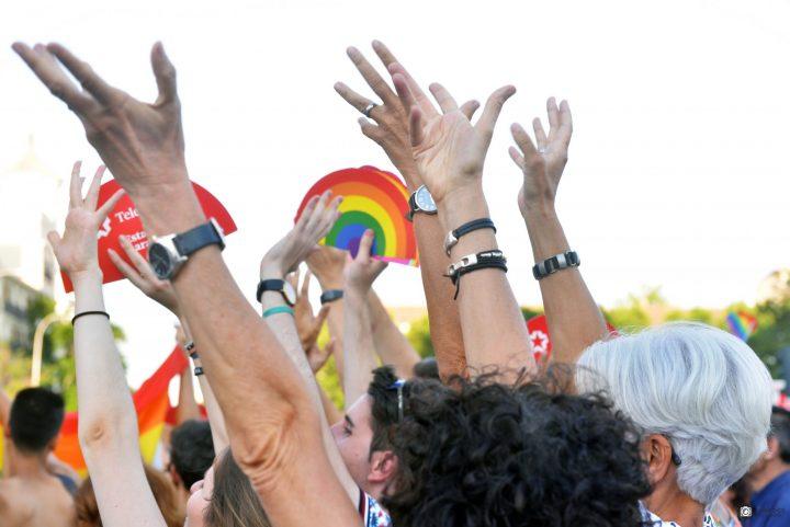 Marcha Orgullo 2018 Madrid