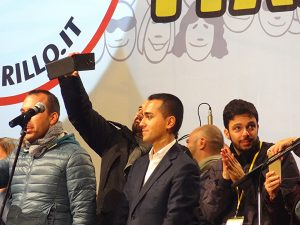 Di Maio firma il Jefta: e gli impegni elettorali? Ci incontrisubito