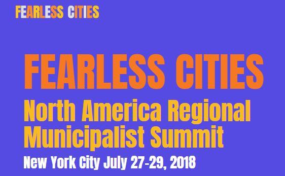 Trobada Fearless Cities North America