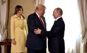 L'establishment USA dietro il summit di Helsinki