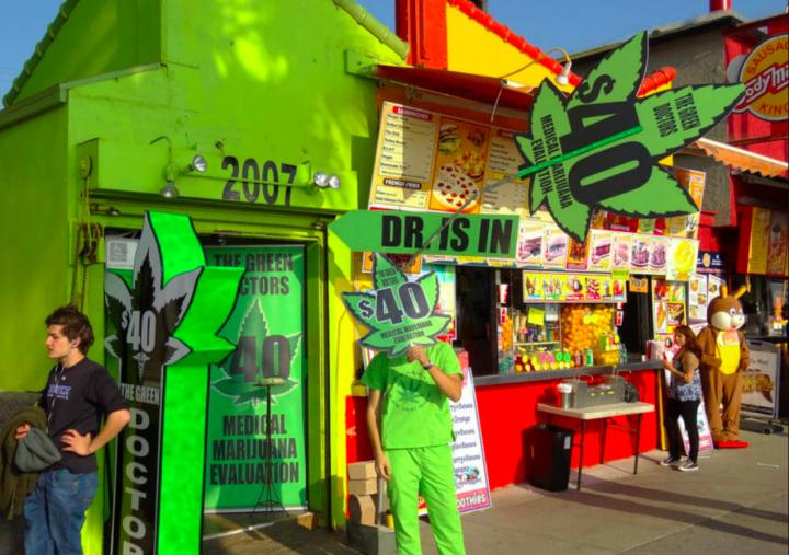 Sognando la California: indipendenza dalla FED grazie alla marijuana