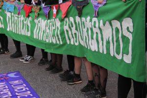Cile: manifestazione massiva per l'aborto legale, sicuro e gratuito