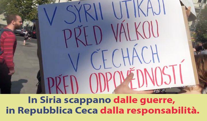 Migranti, lettera aperta a Conte dalla Repubblica Ceca