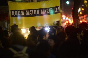 Ato marca os 120 dias da morte de Marielle e cobra solução do caso