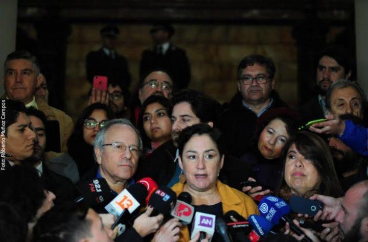 Chile: Presentan solicitud de destitución de fiscal Abbott