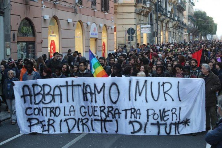 """Arrivo a Palermo della Carovana """"ABRIENDO FRONTERAS"""""""