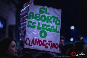 Salta se moviliza por el Aborto Legal, Seguro y Gratuito