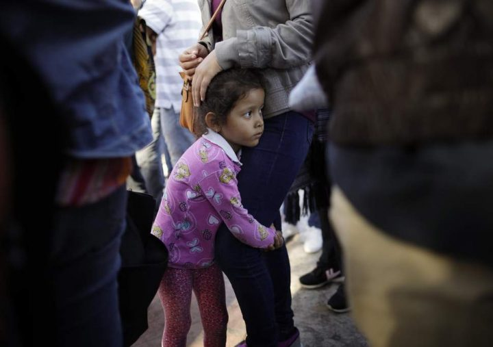 """Trump using separated children to force """"voluntary"""" deportations"""