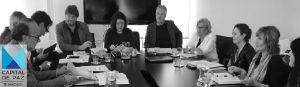 El Comité Organizador del II Foro sobre Violencias Urbanas se reúne en Madrid