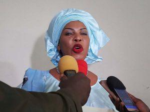Malí, el desafío de Djébou, candidata presidencial: paz y derechos