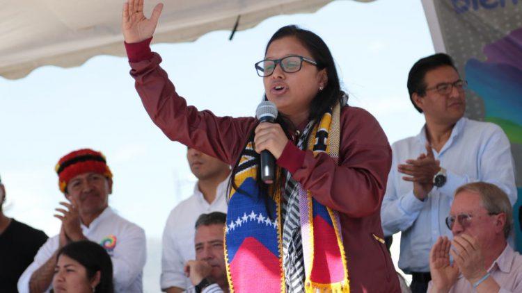 Elena Merchán en su intervención