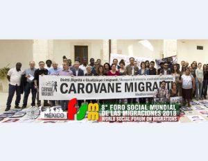 En route pour le 8ème Forum Social Mondial des Migrations
