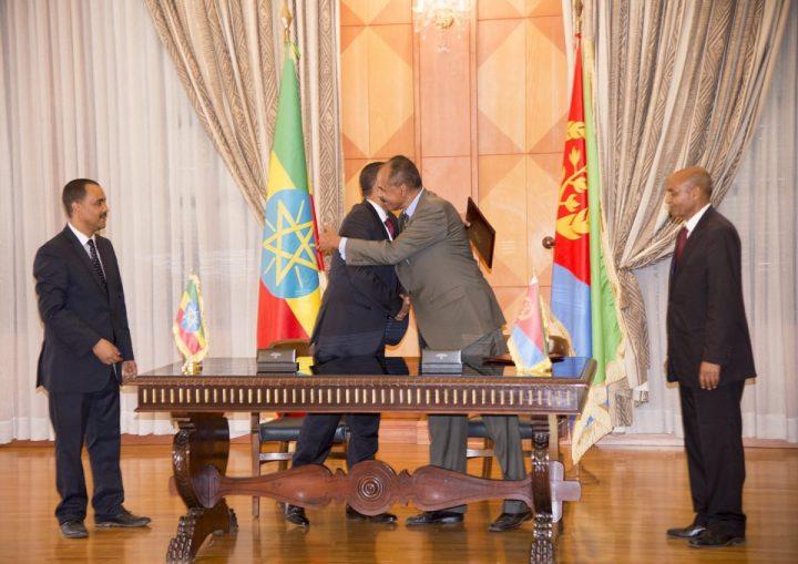 """Guerra finita tra Etiopia ed Eritrea: """"Collaboriamo"""""""