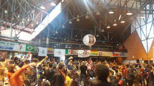 Poderoso inicio de la Cumbre de Base latinoamericana en Porto Alegre