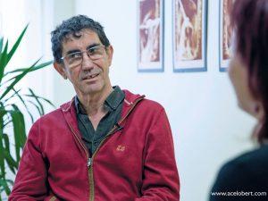 """""""Una persona amb forts valors espirituals gairebé no té impuls venjatiu"""": Entrevista a Joan Espinosa"""