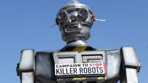Russia, United States attempt to legitimize killer robots