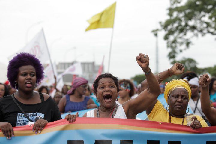 Legalização do aborto, uma luta das mulheres negras