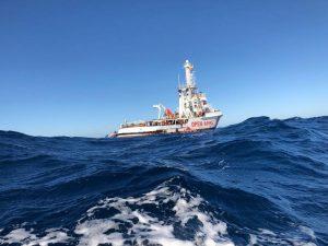 La Open Arms sceglie di dirigersi verso le coste spagnole