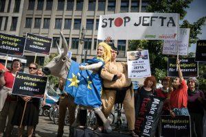 Trattato JEFTA, anche il Parlamento Europeo vota a favore