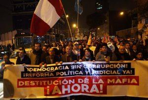 Escándalo judicial en Perú: Dialogo con Jorge Bracamonte, vocero de la Coordinadora Nacional de DDHH