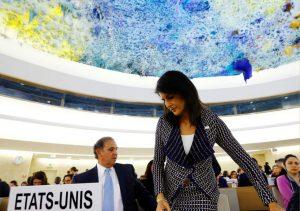 Promuovere i diritti umani fuori dal Consiglio ONU. Per gli Stati Uniti si deve
