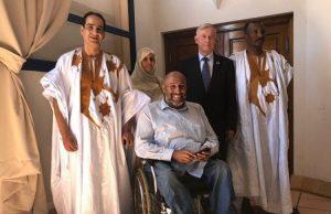 Visita dell'inviato ONU per il Sahara Occidentale: incontri, manifestazioni e repressioni
