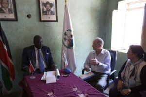 Sudan del Sud: le parti in conflitto si accordano per la divisione del potere