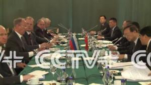 China y Rusia prometen salvaguardar el orden internacional «justo y equitativo»