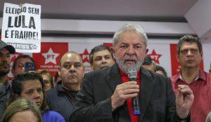 L'ONU esorta il Governo brasiliano affinché consenta la candidatura di Lula