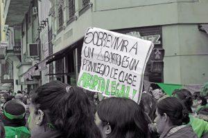 [Non légalisation de l'interruption volontaire de la grossesse en Argentine] Malgré le dogme, le monde a déjà changé