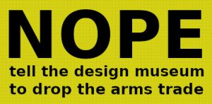 Ethics and Art UK. Artists remove their work for Arms Dealer funded exhibition