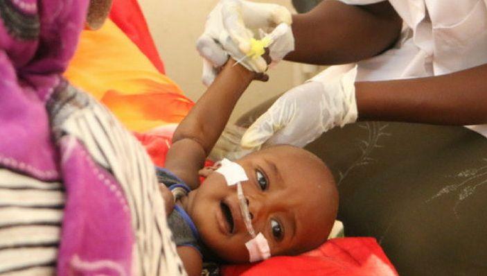 Ciad: livelli allarmanti di malnutrizione a N'Djamena