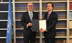 Neuseeland ratifiziert den Vertrag über das Verbot von Atomwaffen