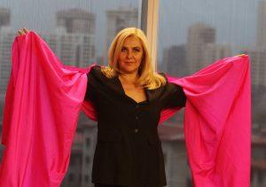 Pamela Jiles y el feminismo
