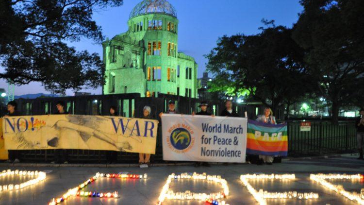 Déclaration de Paix de la ville d'Hiroshima