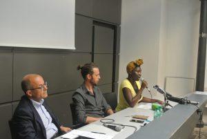 Conferencia de prensa de Baobab Experience: denunciamos a Salvini porque la propaganda de odio es intolerable