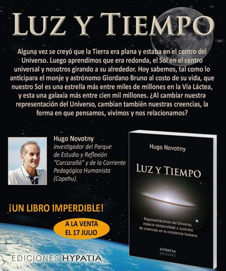 """Se presenta """"Luz y tiempo"""", un viaje mental a la profundidad del Cosmos"""