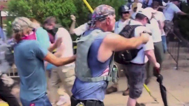 KKK Leader Sentenced for Firing Pistol at Charlottesville Rally